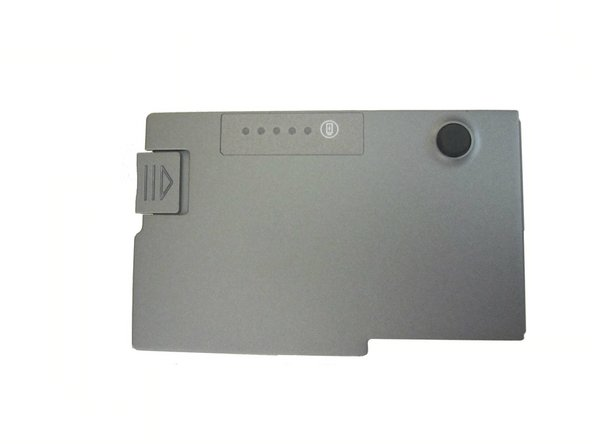 Dell Latitude D610 Battery Replacement