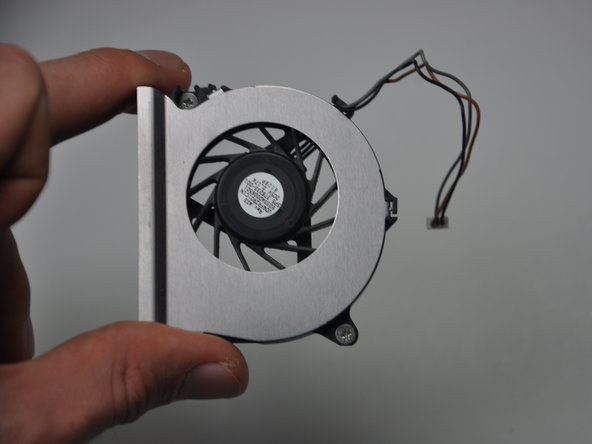 HP Compaq NC6120 Cooling Fan Replacement