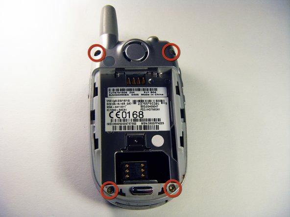 Motorola V551 Circuit Board Replacement