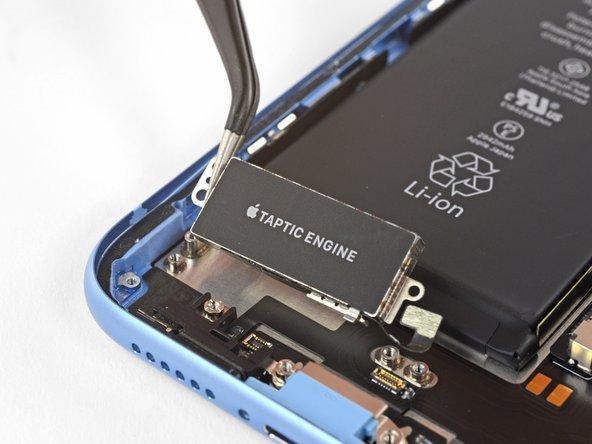 Remplacement du Taptic Engine de l'iPhone XR