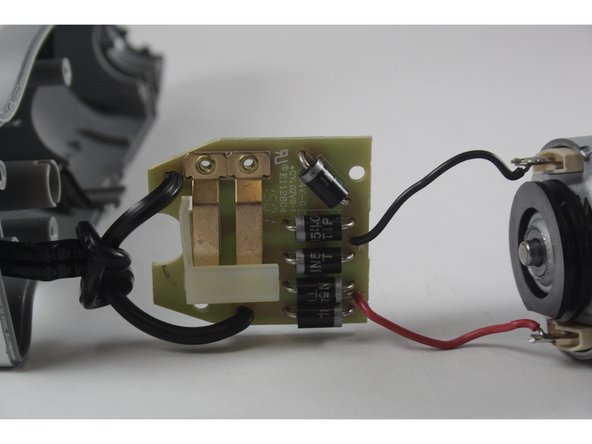 Cuisinart Smart Stick CSB-75 Power Switch Board Replacement