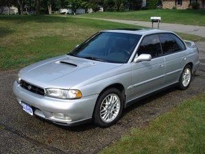 1994 - 1999 Subaru Legacy Repair