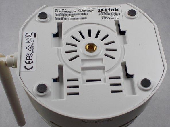 Remplacement de l'antenne WiFI du D-Link DCS-5222L
