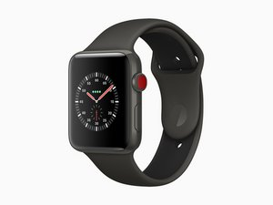 Apple Watch Series 3 GPS 38 mm A1858