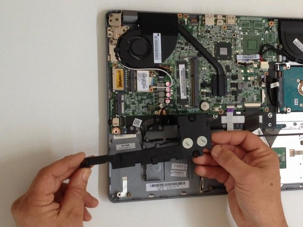 Acer Aspire V5-572, V5-572G Loudspeakers and Microphone Replacement
