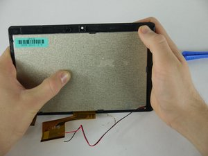 LCD Screen and Touch Sensor Assembly