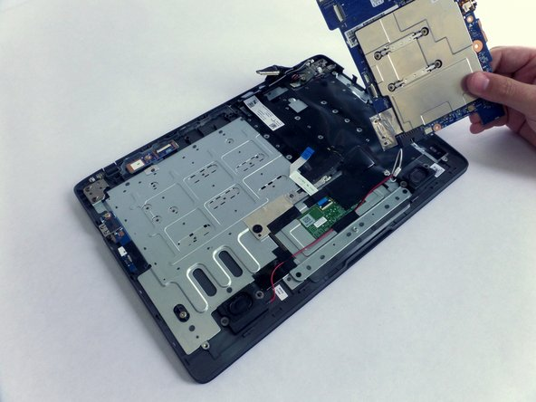 Acer Aspire One Cloudbook 11 AO1-131-C7DW Motherboard Replacement