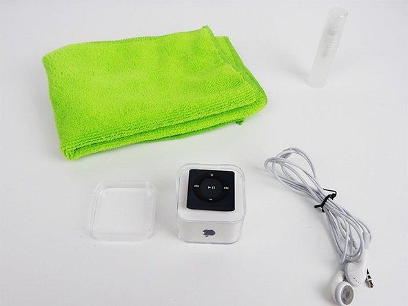 Waterproof iPod Shuffle 4th Generation DIY Technique
