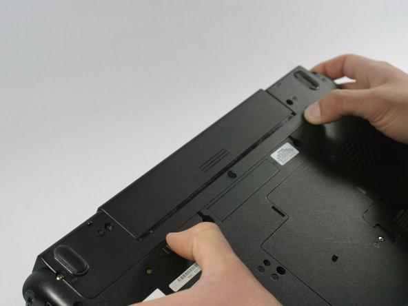 Toshiba Satellite A105-S4011 Display Replacement
