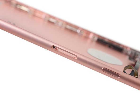 Water resistance has been touted as a big new feature in the iPhone 7 Plus—but what actually makes it water resistant? The evidence is everywhere: