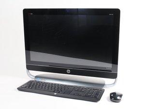 HP Envy 23-d060qd TouchSmart Repair