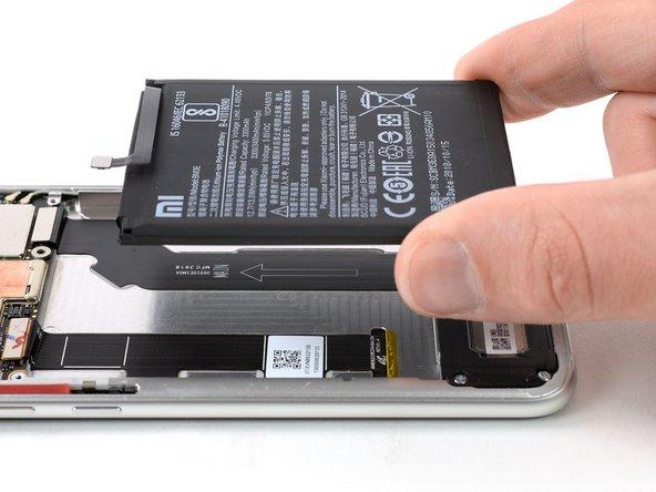 Remplacement de la batterie du Xiaomi Mi 8