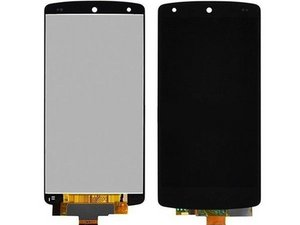 How to clean a water damaged Nexus 5 Display