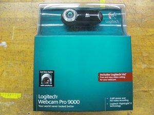 Logitech Webcam Pro 9000 Teardown