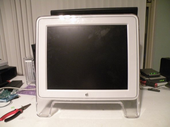 "The Apple 17"" ADC Studio Display"
