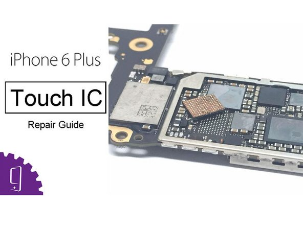 iPhone 6 Plus Touch IC Repair