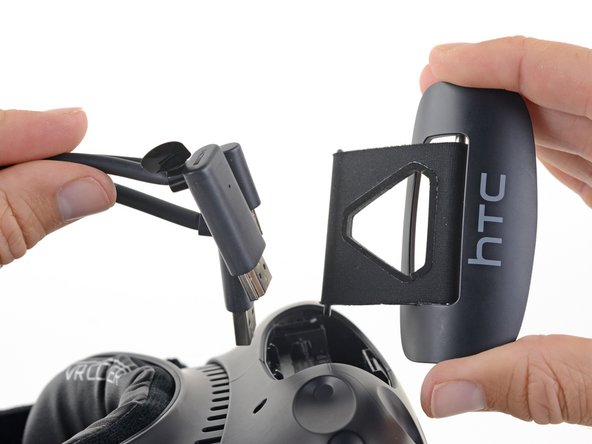 HTC Vive Compartment Cover Assembly Replacement