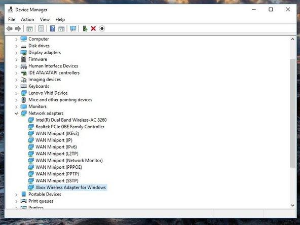 Windows 10にXbox Oneワイヤレスレシーバーをインストールする方法