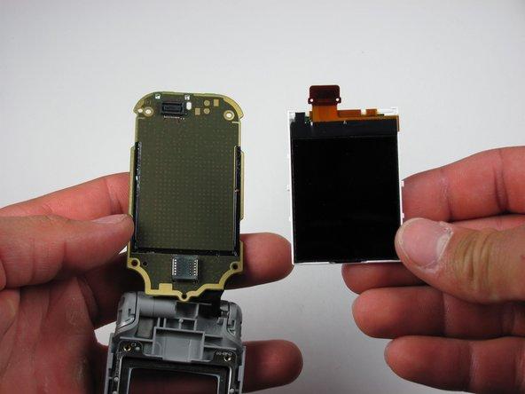 Nokia 6086 Screen Replacement