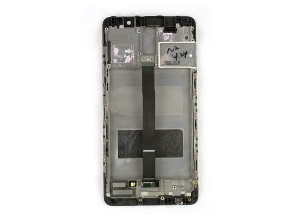 Huawei Mate 9 Vervanging van de schermmodule