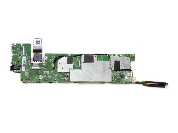 Nvidia Shield Tablet Motherboard Replacement