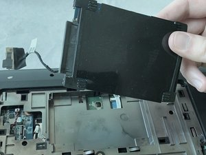 HP Pavilion g7-1365dx Hard Drive Replacement