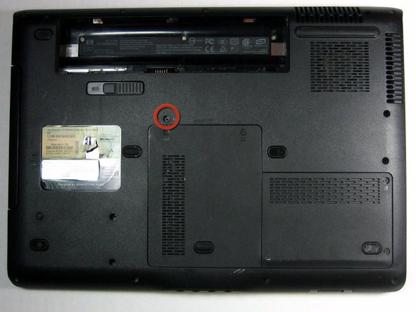 Before proceeding, it is recommended to remove the battery to prevent any electrical damage to components.