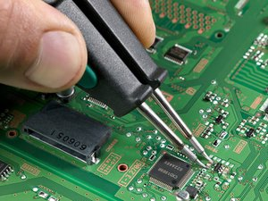 Trouble shooting electronic components