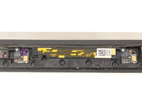Lenovo Yoga 900-13ISK Webcam Replacement