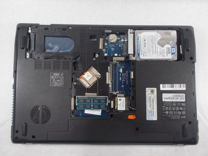 ACER Aspire 7750G-6645 Hard Drive Replacement