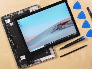 Surface Go 2 Teardown