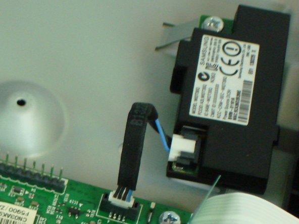 Samsung BD-F5900 WiFi Module Replacement
