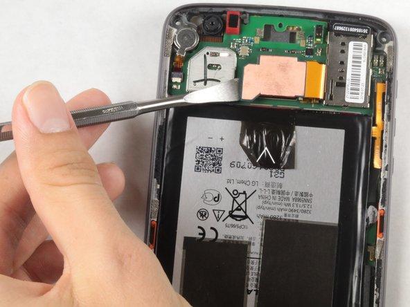 Motorola Moto Z Force Droid Rear Camera Replacement