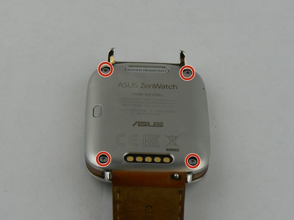ASUS ZenWatch Battery Replacement