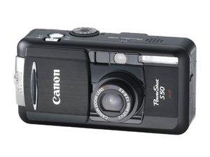Canon PowerShot S Series Repair
