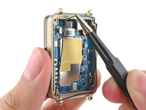 LG G Watch Gasket Replacement