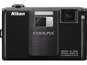Nikon Coolpix S1000pj Repair