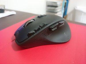 Left/Right Click Button
