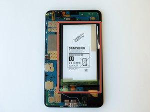 Samsung Galaxy Tab 4 8.0 Verizon Battery Replacement