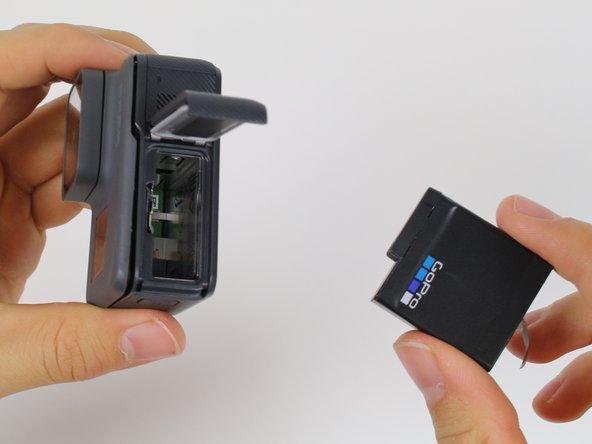 Remplacement de la batterie du GoPro Hero5 Black