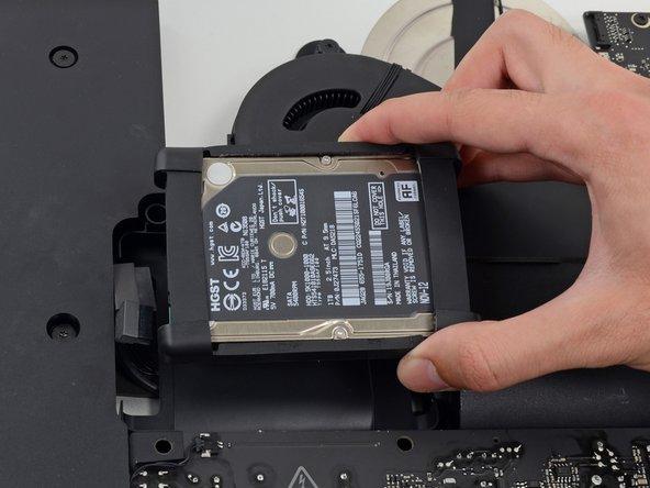 "iMac Intel 21.5"" EMC 2544 Hard Drive Assembly Replacement"