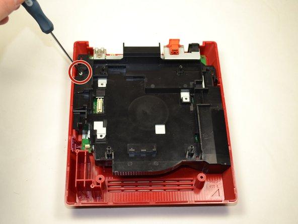Nintendo Wii mini Motherboard Replacement