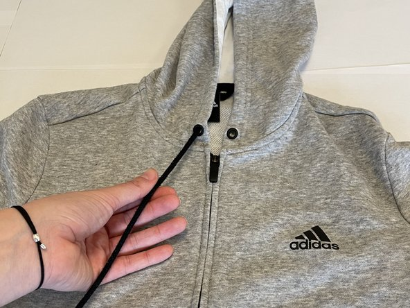 How to Restring a Hoodie