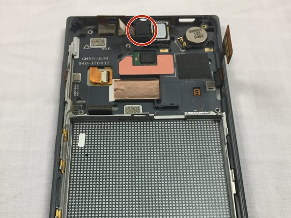 Nokia Lumia 830 Headphone Jack Replacement