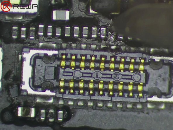 Let's replace with a new inductor and see how it works.