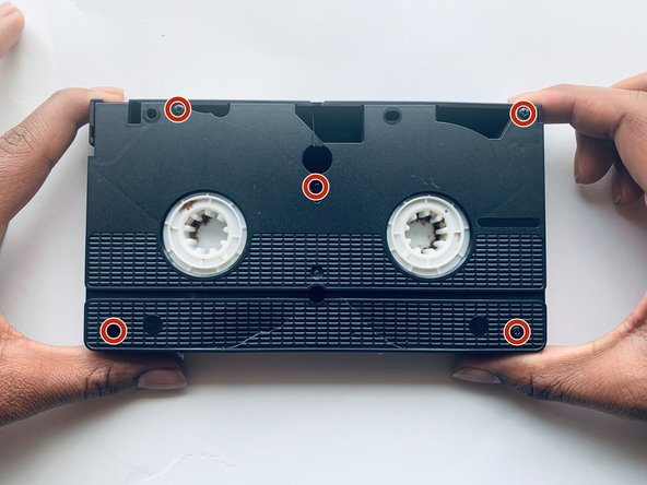 VHS Shell Replacement