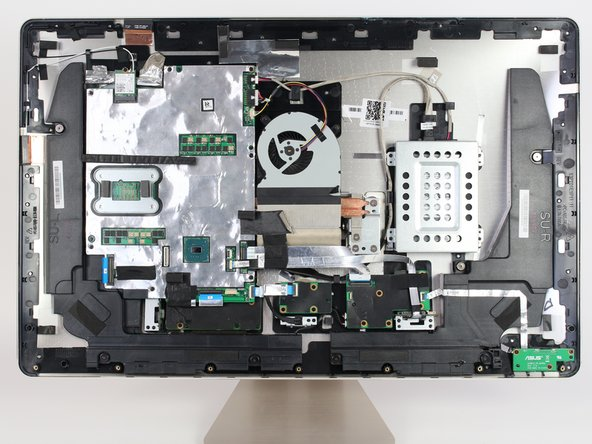 Asus Zen AiO Pro Z240IC Screen Replacement