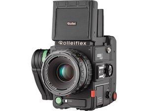 Rolleiflex 6008 Repair