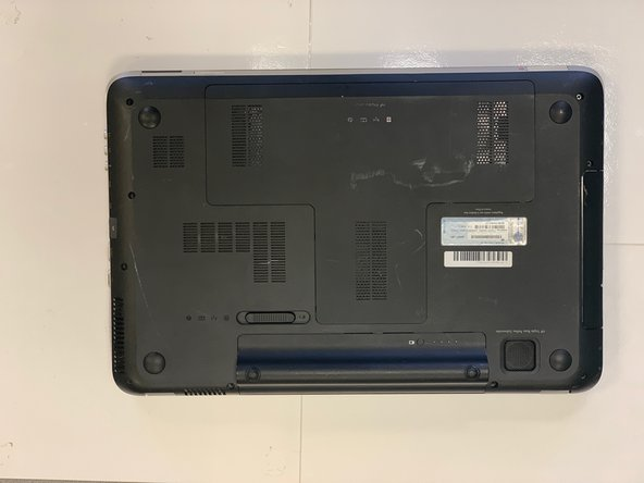 HP Pavilion dv7-6163us Battery Replacement
