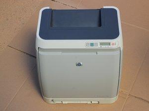 HP Color LaserJet 2600n Repair